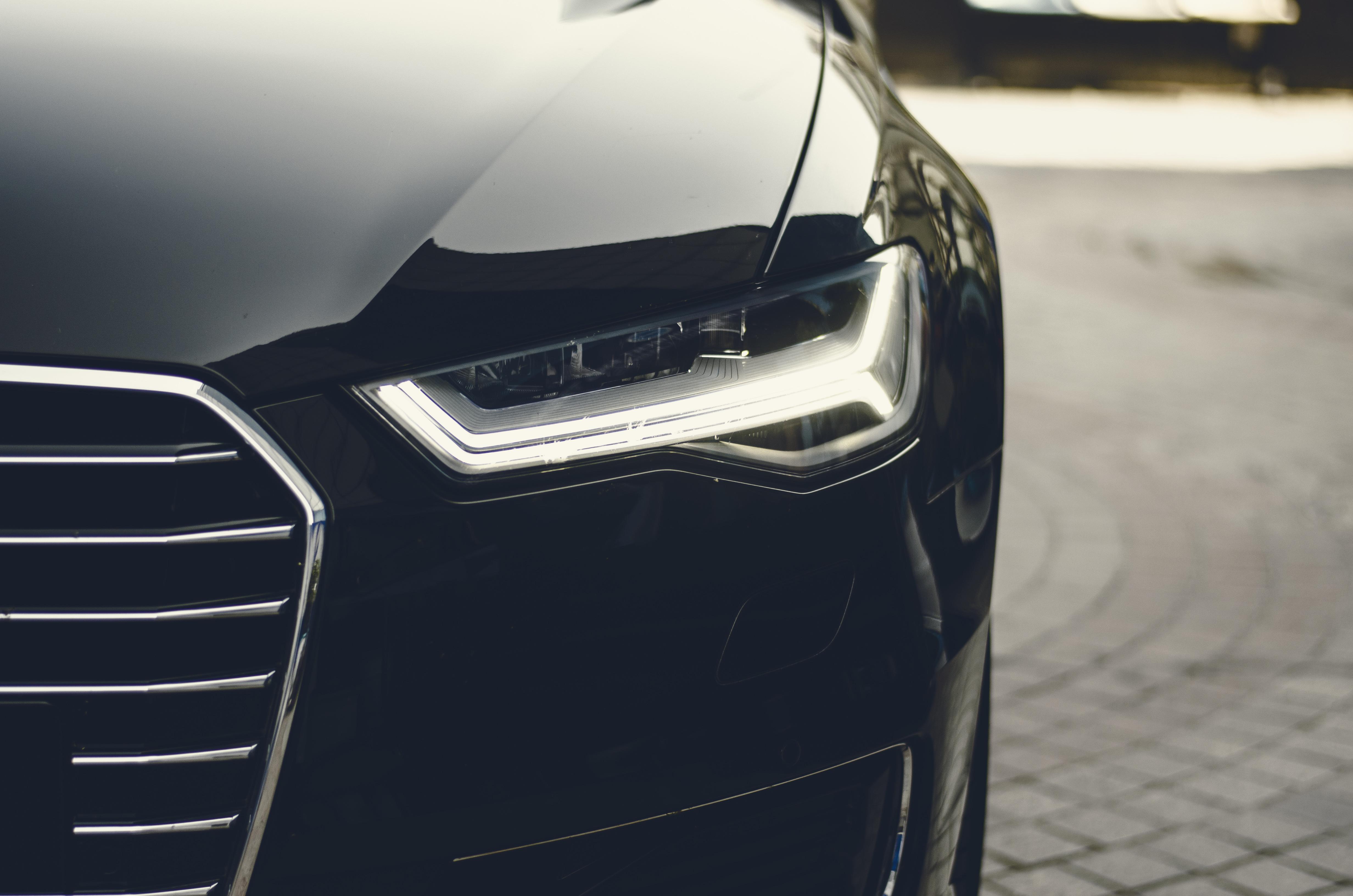 Verlichting van Zandbergen Automotive